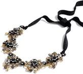 J.Crew Women's Midnight Crystal Necklace