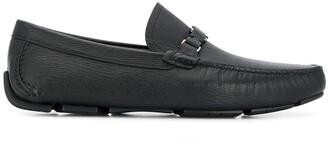 Salvatore Ferragamo Vara buckle driving shoes