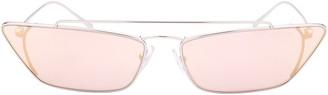 Prada Tinted Cat Eye Sunglasses