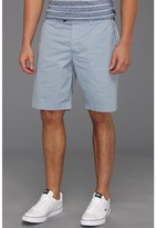 French Connection Peached Cotton Short (Optic White) - Apparel