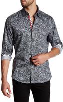 Stone Rose Paisley Shirt