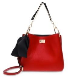 Betsey Johnson Vanity Bucket Bag