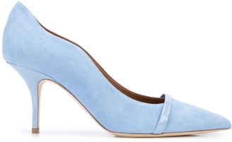 Malone Souliers Maybelle pointed-toe pumps
