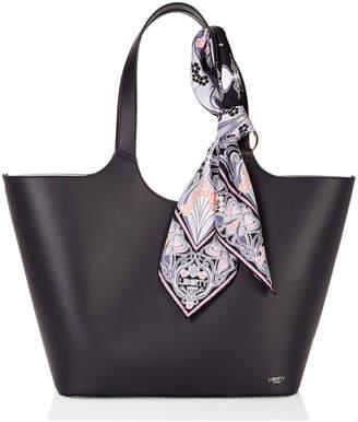 Liberty London Scarf Mix Shopper Tote Bag