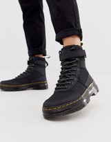 Dr. Martens Combs Tech utility ankle boots in black