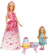 Barbie Dreamtopia Sweetville Princess Tea Party Playset