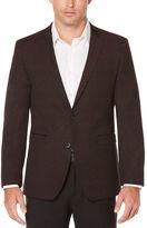 Perry Ellis Slim Fit Burgundy Sport Coat