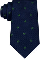 Club Room Men's Shamrock Tie, Created for Macy's