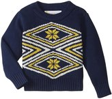 Masala Tribe Sweater (Baby) - Navy - 18-24 Months