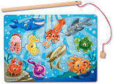 Melissa & Doug Melissa Doug Fishing Magnetic Puzzle Game