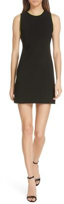 Alice + Olivia Clyde Sleeveless Mini Dress
