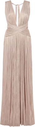 Maria Lucia Hohan Posy Long Dress