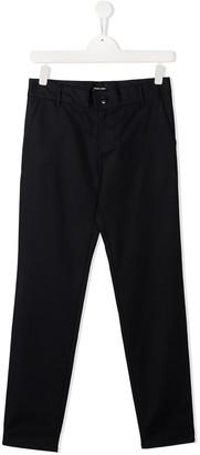Emporio Armani Kids TEEN chino trousers