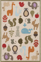JCPenney Lil Mo Rectangular Rug