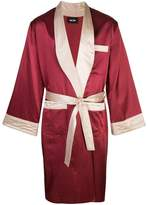 Just Don mid-length boxing robe