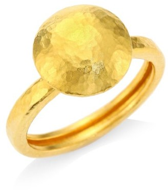 Gurhan 24K Gold Dome Ring