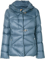 Fay fitted puffer jacket