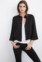 Cambree French Terry Cape Jacket