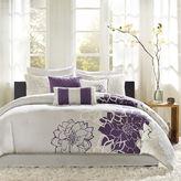JCPenney Madison Park Bridgette Floral Comforter Set