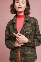Sanctuary In The Fray Camo Jacket