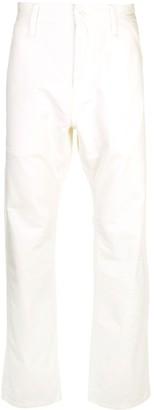 Carhartt Wip Casual Straight-Leg Trousers