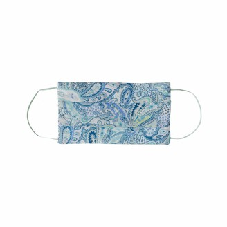 Codello Women's mit Muster aus Baumwolle Face Mouth Nose Mask with Paisley Pattern Cotton