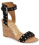 Dolce Vita Women's Dante Studded Wedge Sandal