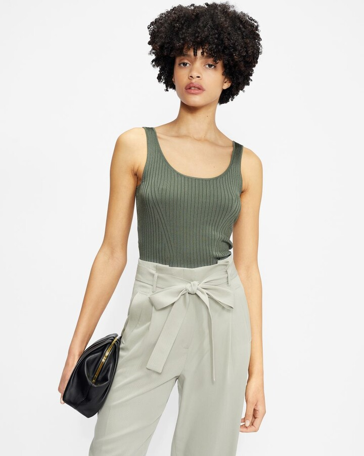 Thumbnail for your product : Ted Baker Knit Co-ord Top