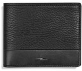 Shinola Bolt Leather Bi-Fold Wallet