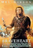 Gibson 1art1 Posters: BraveHeart Poster - Mel Gibson, Sophie Marceau by Mel 39 x 28 inches)