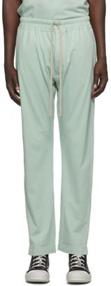 Rick Owens Green Berlin Lounge Pants