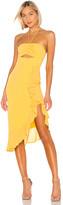 NBD Chancy Midi Dress