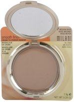 Milani Smooth Finish Cream To Powder Makeup Medium