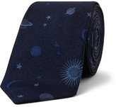 Paul Smith Space Motif Tie