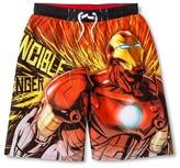 Iron Man Boys' Swim Trunk