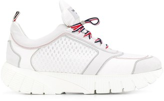 Thom Browne Technical Running Sneakers
