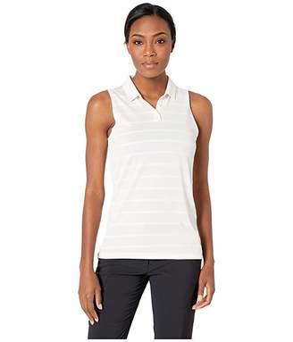 Nike Dry Polo Sleeveless Stripe