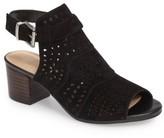 Bella Vita Women's Fonda Perforated Sandal
