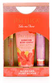 Pacifica Take Me There Hawaiian Ruby Guava Gift Set