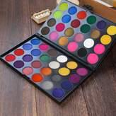Semme IMAGIC 48 Colors Eyeshadow Palette Cosmetic Matte Eyeshadow Cream Glitter Powder Makeup Palette