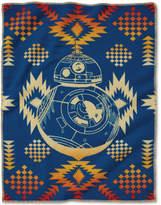 """Pendleton Star Wars BB-8 Padawan Lap Blanket, 32"""" x 44"""""""