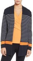 Chaus Women's Stripe Cardigan
