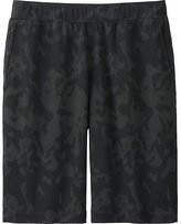 Uniqlo Men's DRY-EX Printed Shorts