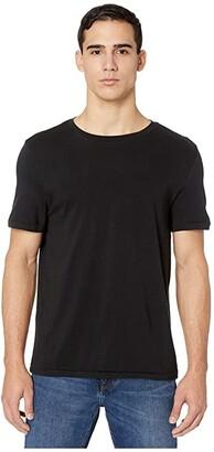 Alternative Heavy Wash Jersey Outsider Tee (Currant) Men's T Shirt
