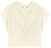 Isabel Marant Cotton and wool sweater