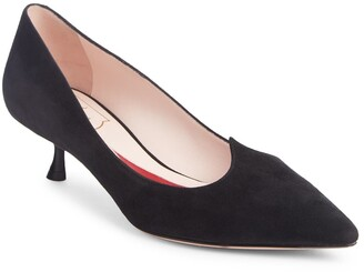 Roger Vivier I Love Vivier Pointed Toe Pump