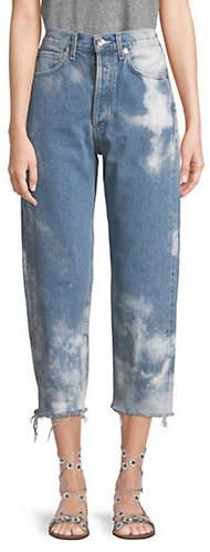 A Gold E AGOLDE 90's Cut-Off Jeans