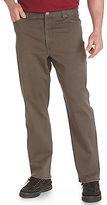 True Nation 5-Pocket Twills Casual Male XL Big & Tall