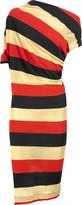 Vivienne Westwood Drape jersey dress
