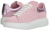 Alexander McQueen Sneaker Pelle S.Gomma Women's Shoes